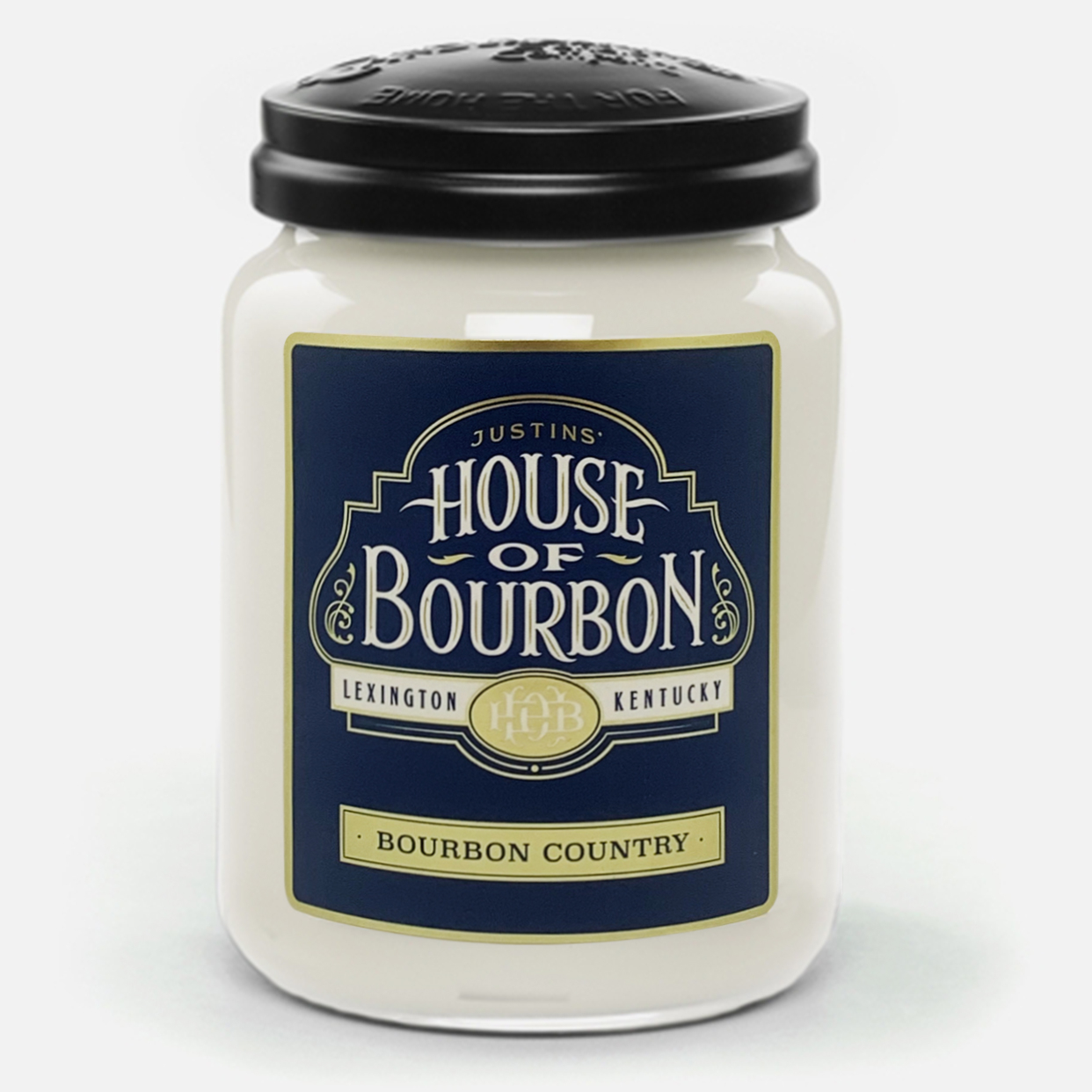 Justins' House of Bourbon Candle