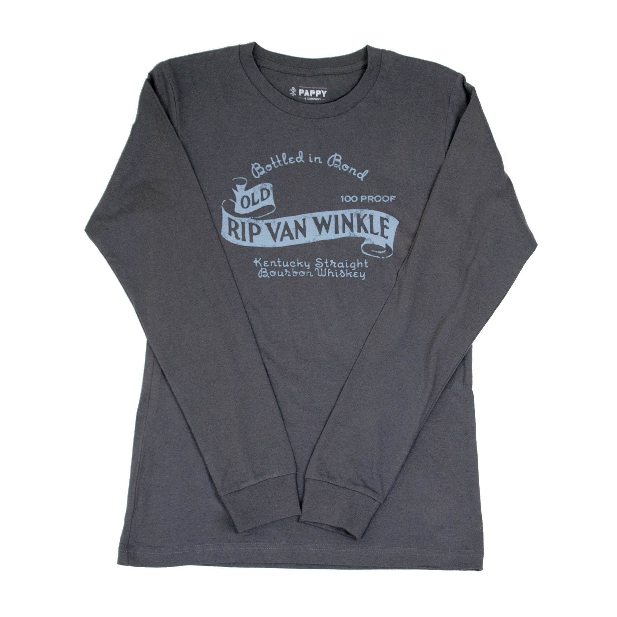 Pappy Vintage Label Shirt - Long Sleeve