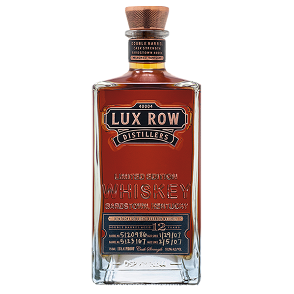 Lux Row 12 Year Double Barrel