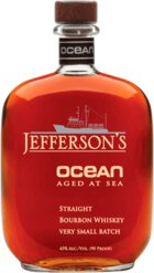 Jefferson's Ocean Aged at Sea 90 Proof