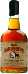 Old Bardstown Estate 101 proof wax