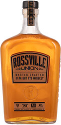 Rossville Union Rye Barrel Proof