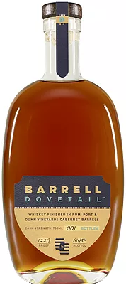 Barrell Bourbon Dovetail