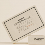 Pappy & Company Handmade Bourbon Balls (Pack of 12)